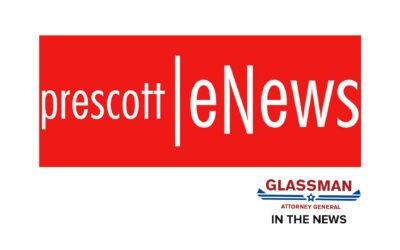 ICYMI: Glassman on Prescott E-News